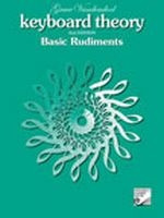 Keyboard Theory - Basic Rudiments 2nd Edition TVT01