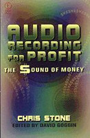Audio Recording for Profit -- The $ound of Money