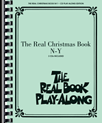 The Real Christmas Book Play-Along, Vol. N-Y CDs