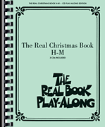 The Real Christmas Book Play-Along, Vol. H-M CDs