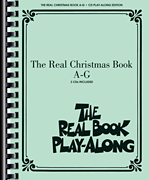 The Real Christmas Book Play-Along, Vol. A-G CDs