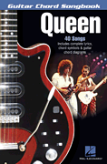 Queen - Guitar Chord Songbook