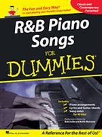 R&B Piano Songs for Dummies