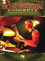 Metal Drumming Concepts Book & DVD