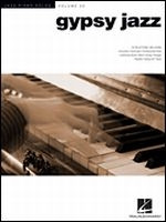 Gypsy Jazz - Jazz Piano Solos Series