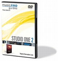 Studio One 2 - Beginning/Intermediate Levels DVD