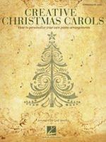 Creative Christmas Carols - Piano Solos