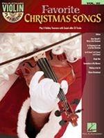 Favorite Christmas Songs - Violin Play-Along Series