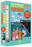 Kids' Fun Songs - Learn & Play Recorder Pack