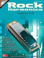Rock Harmonica - Book & DVD