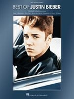 Best of Justin Bieber for Big-Note Piano