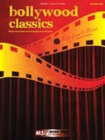 Bollywood Classics - Piano/Vocal/Guitar Songbook