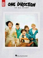 One Direction - Up All Night Piano/Vocal/Guitar Songbook