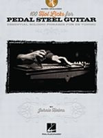 100 Hot Licks for Pedal Steel Guitar