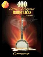 400 Smokin' Bluegrass Banjo Licks