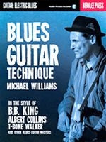 Blues Guitar Technique - Berklee Press