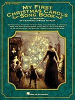 My First Christmas Carols Songbook - Easy Piano