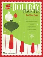 Holiday Favorites for Five-Finger Piano