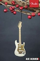 "Fender '50s Strat - 6"" Holiday Ornament"
