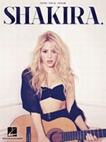 Shakira - Piano/Vocal/Guitar Songbook