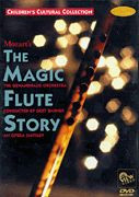 Mozart's The Magic Flute Story -- DVD