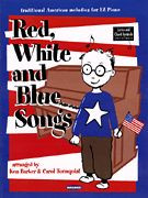 Red, White and Blue Songs arranged for Big-Note Piano