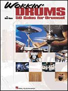 Workin' Drums -- 50 Solos for Drumset