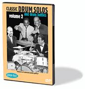 Classic Drum Solos and Drum Battles, Volume 2 DVD