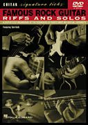 Famous Rock Guitar Riffs and Solos - DVD