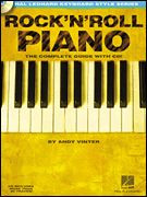 Rock 'n' Roll Piano -- The Complete Guide with CD