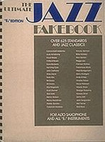 """The Ultimate Jazz Fake Book, """"Eb"""" Edition"""