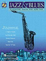 Jazz & Blues Play-Along Solos