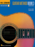 Hal Leonard Guitar Method - Book 3, Book/Online Audio