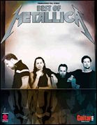 Best of Metallica - Transcribed Full Scores - Revised Edition