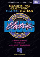 Beginning Electric Blues Guitar DVD