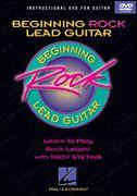 Beginning Rock Lead Guitar DVD