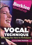Vocal Technique DVD