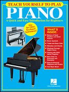 Teach Yourself to Play Piano HL4562