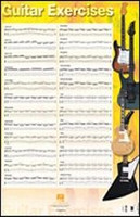 Guitar Exercises Poster