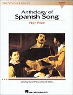 Anthology of Spanish Song - High Voice