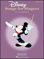 Disney Songs for Singers - High Voice