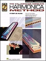 The Hal Leonard Complete Harmonica Method - Diatonic