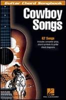 Cowboy Songs - Guitar Chord Songbook