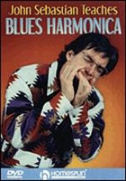 John Sebastian Teaches Blues Harmonica DVD