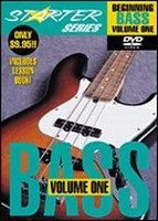 Beginning Bass Volume One DVD - Starter Series