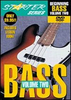 Beginning Bass Volume Two DVD - Starter Series