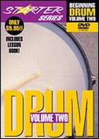 Beginning Drum Volume Two DVD - Starter Series