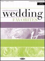Contemporary Wedding Favorites