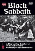Black Sabbath - Legendary Licks DVD