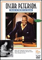 Oscar Peterson - Music in the Key of Oscar DVD